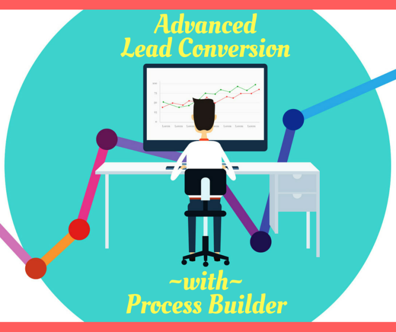 Advanced Lead Conversion with Process Builder