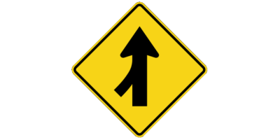 merge-arrow-sign