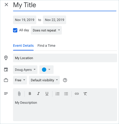 How to Send Google and Outlook Calendar Invite Links in Email